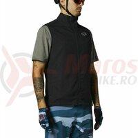 Vesta Fox Ranger Wind Vest [Black]