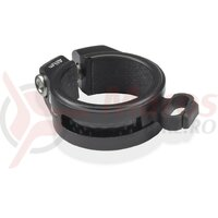 Colier tija sa XLC All MTN negru, 34.9mm, negru, pentru cadru carbon