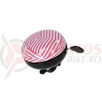 Sonerie XLC Mingun DD-M09 stripes, 83mm, berry/white