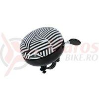 Sonerie XLCMingun DD-M09 stripes, 83mm, black/white
