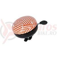 Sonerie XLC Mingun DD-M09 stripes , 83mm, orange/white