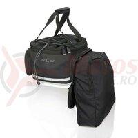 Geanta portbagaj XLC Carrymore BA-S64 black/anthracite pentru portbagaje XLC