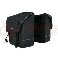 Geanta portbagaj XLC 5:1 BA-M04 negru, appr.35 x 30 x 12cm