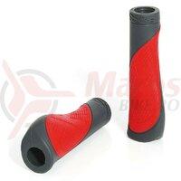 Mansoane XLC Comfort bo GR-S17 135mm, red/grey