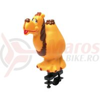 Sonerie bicicleta copii XLC camel, pe ghidon