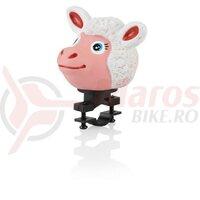 Sonerie bicicleta copii XLC sheep, pe ghidon