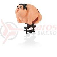 Sonerie bicicleta copii XLC sumo, pentru ghidon