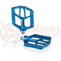 Pedale XLC MTB/ATB PD-M14 aluminium, blue, 320g