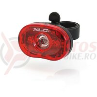 Lumina spate XLC rosu Thebe Ultra CL-R07 personal safety light