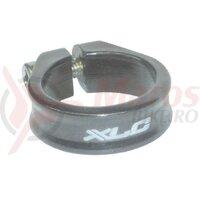 Colier tija sa XLC PC-B01 titanium coloured, 34.9mm, hex socket
