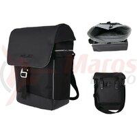 Geanta portbagaj XLC BA-M02 negru, appr. 35 x 26 x 12cm, extra light