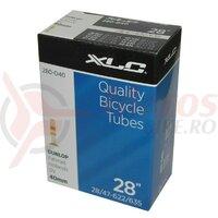 Camera XLC 27/28 x 1 1/8-1.75 28/47-622/635 DV 40