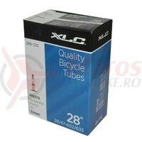 Camera XLC 27/28 x 1 1/8-1.75 28/47-622/635 PV 32