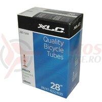 Camera XLC 27/28 x 1 1/8-1.75 28/47-622/635 PV 48