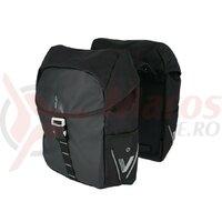 Geanta portbagaj XLC V-light negru