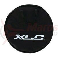Geanta pentru roata XLC BA-S101 pentru 2 roti, negru, 26-29