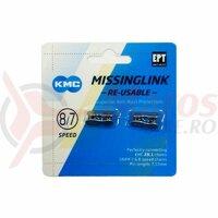 Za rapida Missinglink KMC 7/8 EPT 2 bucati