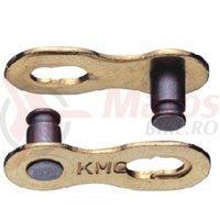 Zala KMC X9 Gold set 2 bucati