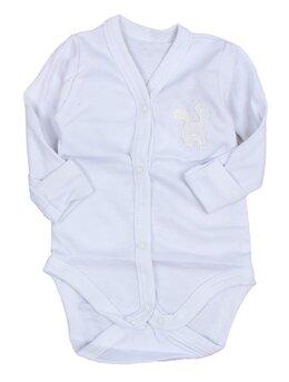 Body bebe alb