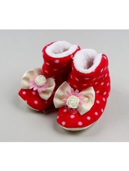 Botosei cocolino rosii model 9