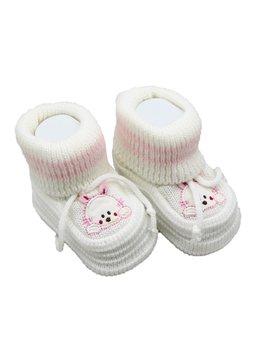 Botosei pna alb cu roz 0-3 luni