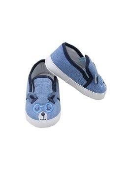 Botosei ursulet bleu