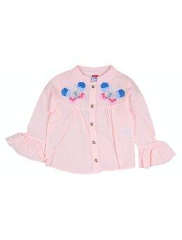Camasa fluturas model roz