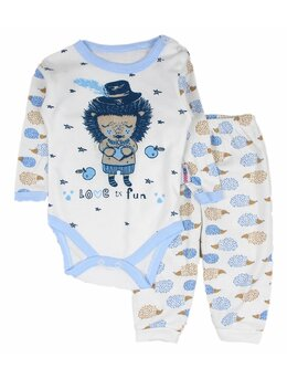 Compleu 2 piese DODIBABY model 8