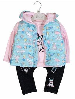 Compleu fetita fashion