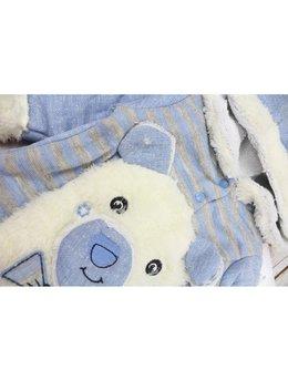 Compleu ursulet bleu 3-6 luni cod: 12220