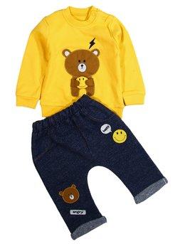 Compleu ursulet galben