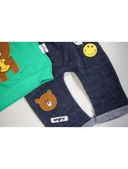 Compleu ursulet verde