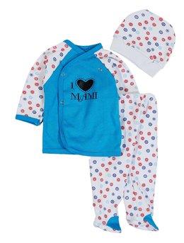 Costumas 'I Love mamii' model 6