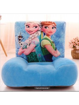 Fotoliu copii Frozen