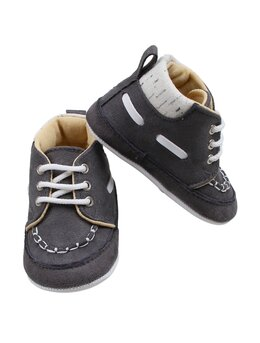 Pantofiori David gri