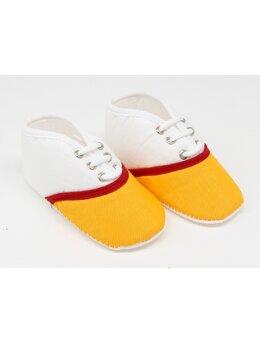 Papucei bebelusi stil adidas model 22