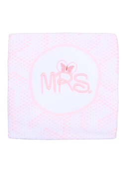 Patura crosetata roz MRS
