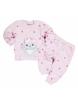 Pijama Pisi-Pisi roz