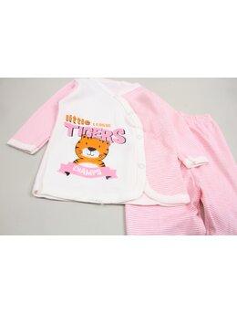 Pijama Tigre roz