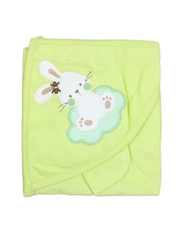 Prosop baie iepurila verde