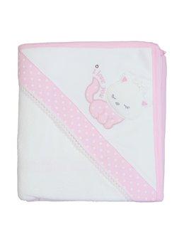 Prosop baie pisicuta roz