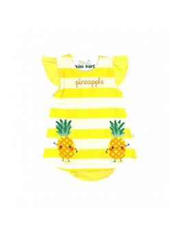 Rochita body ananas 0-9 luni F781