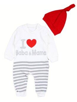Salopeta Love Baba&Mama