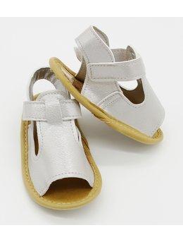 Sandale gri elegante