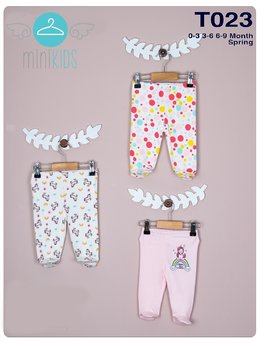 Set 3 pantalonasi unicorn