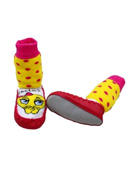 Sosete mocasini smiley girl cod: 5124