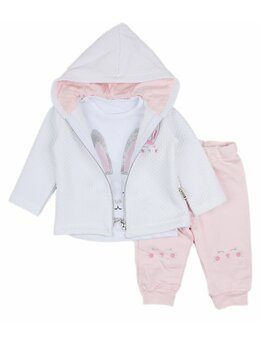 Trening baby girl roz