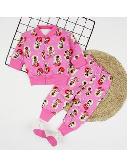 Trening bebe fetita Minnie Mouse