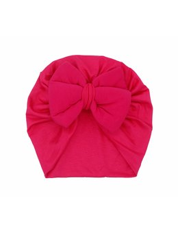 Turban ciclam simplu model 64