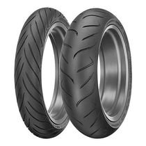 SET DUNLOP  ROADSMART 2  120/70-17(58W) + 190/50-17 (73W)